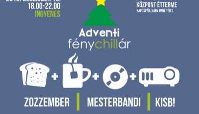 Advent + Elektronikus zene  + Kaposvár?