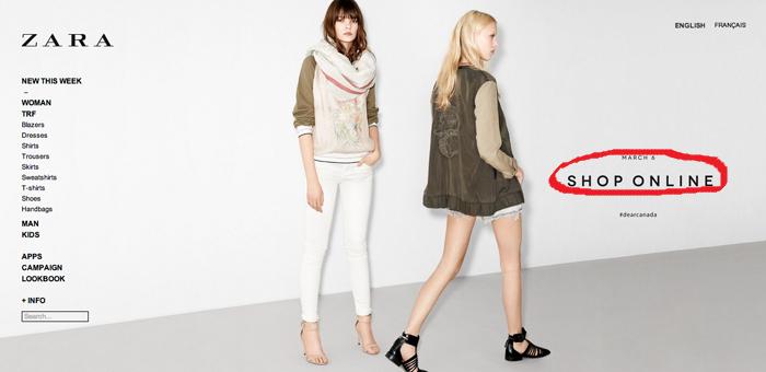 Vidékiek figyelem  végre Zara online bolt nyílik 3a00120e23