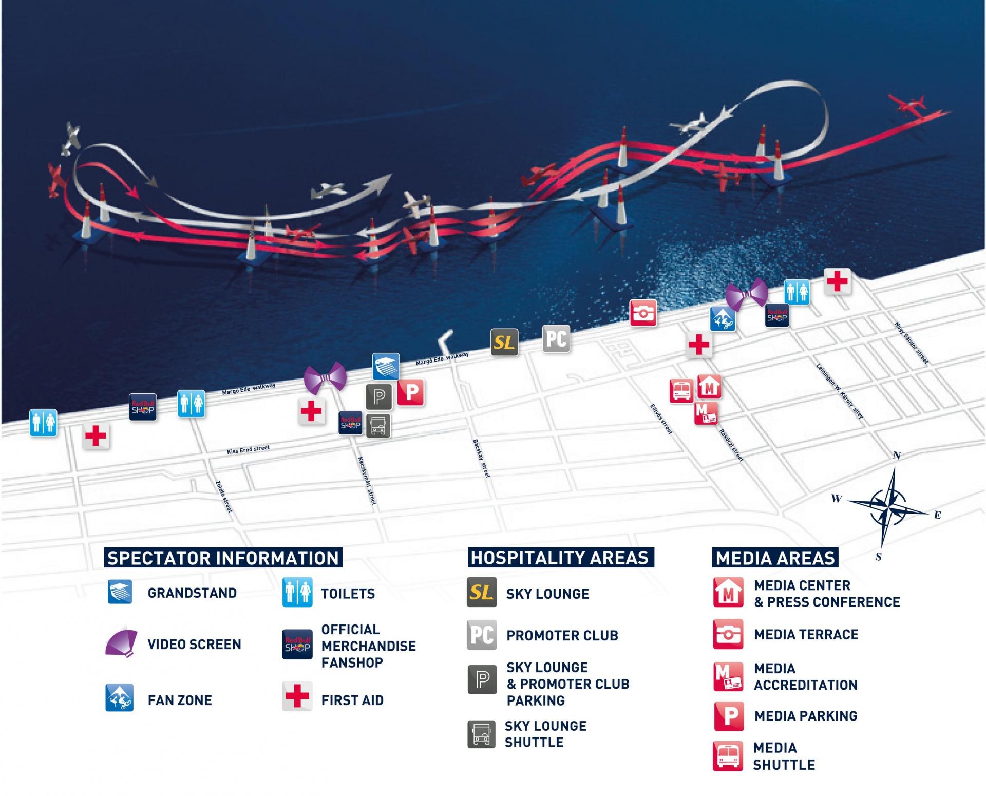 Szombaton Kezdodik A Red Bull Air Race Zamardiban Itt A Pontos