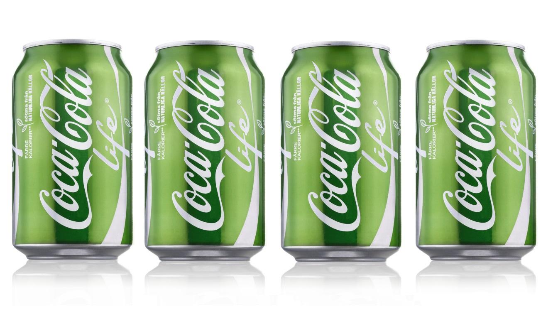 coca cola kalorier