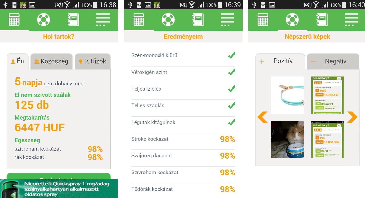 Remek leszokós magyar app ünnepli a Dohányzásmentes világnapot | Az online férfimagazin